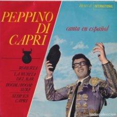 Discos de vinilo: PEPPINO DI CAPRI - ROBERTA (EP EDITADO EN ESPAÑA). Lote 293778903