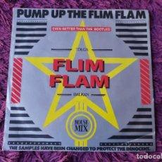 """Discos de vinilo: TOLGA FLIM FLAM BALKAN – PUMP UP THE FLIM FLAM ,VINILO ,7"""" SINGLE 1979 GERMANY CEM 101/7. Lote 293784353"""