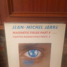 Discos de vinilo: JEAN-MICHEL JARRE / MAGNETIC FIELDS.... / EDICIÓN ESPAÑOLA / POLYDOR 1981. Lote 293784413