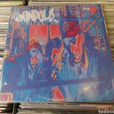 Discos de vinilo: BANDULU–GUIDANCE. DOBLE LP VINILO TRANSPARENTE. EDICIÓN UK DE 1993. TECHNO, DUB. Lote 293787113