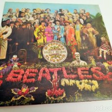 Discos de vinil: THE BEATLES – SGT. PEPPERS LONELY HEARTS CLUB BAND. Lote 293796723
