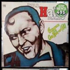 Discos de vinilo: D. LPS. BILL HALEY. THE COMETS-EVERYONE CAN. 1983.. Lote 293798373
