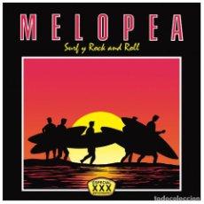 Discos de vinilo: MELOPEA – SURF Y ROCK AND ROLL (ESPECIAL XXX ANIVERSARIO) LP. Lote 293798753