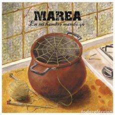 Discos de vinilo: LP MAREA EN MI HAMBRE MANDO YO VINILO + CD. Lote 293798918