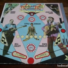 Discos de vinilo: VARIOS - ROCK & ROLL - THE EARLY DAYS - LP ORIGINAL RECOPILATORIO RCA ESPAÑA 1985 EN BUEN ESTADO. Lote 293802113