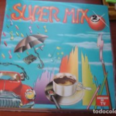 Discos de vinilo: SUPER MIX 2. Lote 293802243