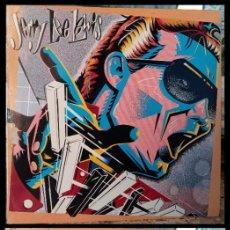 Discos de vinilo: D. LPS. JERRY LEE LEWIS. ELEKTRA HISPAVOX. 1981.. Lote 293802658