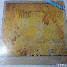 Discos de vinilo: WINX/LEFT ABOVE THE CLOUDS/TRIPLE LP.. Lote 293802778