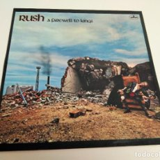 Dischi in vinile: RUSH – A FAREWELL TO KINGS. Lote 293803928