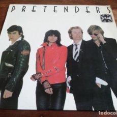 Dischi in vinile: THE PRETENDERS - PRETENDERS - LP ORIGINAL REAL RECORDS 1980 ENCARTE Y EN BUEN ESTADO - EDICION UK. Lote 293804048
