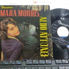 Discos de vinilo: MARA MORRIS / ALDO ATTUALI EP ESPAÑA 1960. Lote 293809633