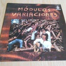 Discos de vinil: MODULOS - VARIACIONES -, LP, UN NUEVO DIA + 8, AÑO 1971. Lote 293815648