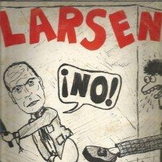 Discos de vinilo: LARSEN NO (PUNK NACIONAL). Lote 293821313