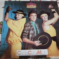 """Discos de vinilo: TRILLION - CANTA CON MIGO.1986. (12"""") MAX MUSIC N.º MAX 187. NUEVO. MINT / NEAR MINT. ITALO DISCO. Lote 293821503"""