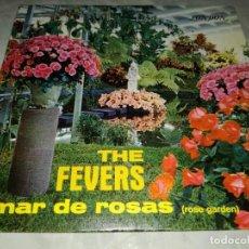 Discos de vinilo: THE FEVERS-MAR DE ROSAS. Lote 293823528