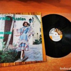 Discos de vinilo: ELENITA SANTOS INTERPRETA A BIENVENIDO BRENS LP VINILO PROMO REPUBLICA DOMINICANA 1979 10 TEMAS. Lote 293825328