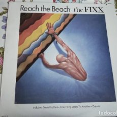 Discos de vinilo: THE FIXX – REACH THE BEACH.1983. SELLO: MCA RECORDS – MCA-5419(LP) NUEVO. MINT / NEAR MINT. Lote 293826233