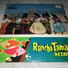 Discos de vinilo: RANCHO TAMAR-NAZARE. Lote 293827123