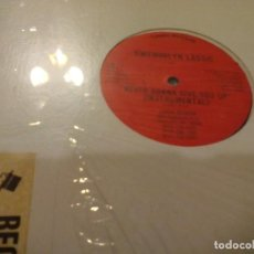 Discos de vinilo: MX. GWENDOLYN LASSIC - NEVER GONNA GIVE YOU UP. Lote 293828678