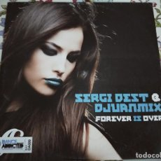 "Discos de vinilo: SERGI DEST & DJUANMIX – FOREVER IS OVER. 2011. DANCE ADDICTED RECORDS –DA009 (12"").NUEVO.MINT / NM. Lote 293829238"
