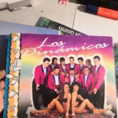 Discos de vinilo: 2 LP ORQUESTA LOS DINÁMICOS. Lote 293831678