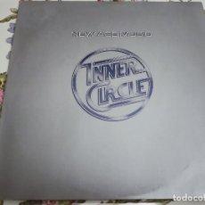 Discos de vinilo: INNER CIRCLE – NEW AGE MUSIC. 1980. SELLO: ISLAND RECORDS – I-202524 ( LP). NUEVO. MINT / VG+. Lote 293839033