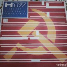 """Discos de vinilo: HEAVEN 17 – CONTENDERS (DANCE MIX) 1986. SELLO: VIRGIN – F-608.648 (12""""),NUEVO. MINT / NEAR MINT. Lote 293840578"""