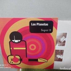 Discos de vinilo: LOS PLANETAS SUPER 8 LP VINILO 180GR. Lote 293864588