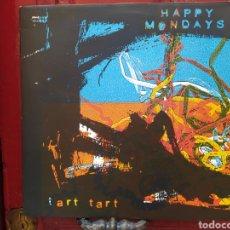 Discos de vinilo: HAPPY MONDAYS–TART TART. MAXI VINILO EDICIÓN UK ORIGINAL DE 1988. PERFECTO ESTADO.. Lote 293869793