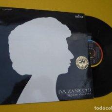 Discos de vinilo: LP IVA ZANICCHI - SIGNORA ZANICCHI - SPAIN - CPS 9353 (M-/M-) 3. Lote 293873283