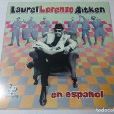 Discos de vinilo: LAUREN LORENZO AITKEN/EN ESPAÑOL.. Lote 293881808