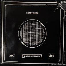 Discos de vinilo: KRAFTWERK - RADIO ACTIVITY. Lote 293884543