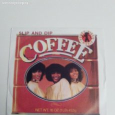 Discos de vinilo: COFFEE SLIP AND DIP / CASANOVA ( 1981 DE-LITE RECORDS ESPAÑA ). Lote 293887428