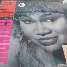 Discos de vinilo: MX. GWEN GUTHRIE - MISS MY LOVE. Lote 293888273