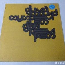 Discos de vinilo: DJUMA SOUNDSYSTEM/LES DIJINNS.. Lote 293891353
