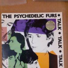 Discos de vinilo: THE PSYCHEDELIC FURS. TALK, TALK, TALK. 1981 ENGLAND. CBS 84892. DISCO VG+. CARÁTULA VG.. Lote 293891768