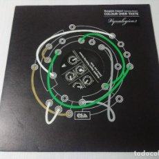 Discos de vinilo: BANGKOK IMPACT/COLOUR OVER TASTE.. Lote 293891883