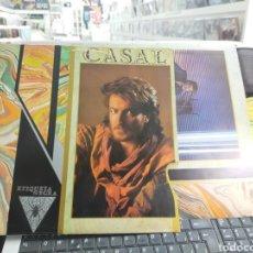 Discos de vinilo: TINO CASAL LP PROMOCIONAL ETIQUETA NEGRA 1983. Lote 293892143