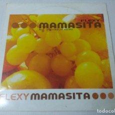 Discos de vinilo: FLEXY MAMASITA/A GROOVEDUST CLUB MIX.. Lote 293893913
