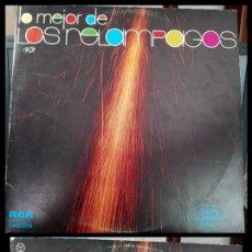Discos de vinilo: D. LPS. LOS RELAMPAGOS. LO MEJOR, DOS LPS.. Lote 293922938