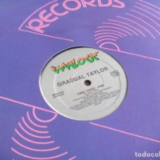 Discos de vinilo: MX. GRADUAL TAYLOR - YING YANG. Lote 293926173