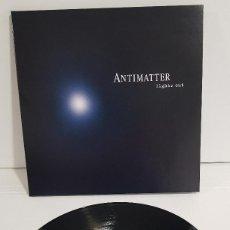 Discos de vinilo: ANTIMATTER / LIGHTS OUT. Lote 293928063