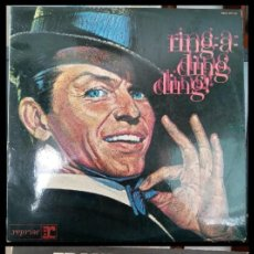 Discos de vinilo: D. LPS. FRANK SINATRA.RING A DING DING 1971.. Lote 293931613
