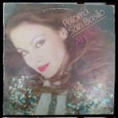 Discos de vinilo: D. LPS. PALOMA SAN BASILIO. AHORA. 1980.. Lote 293932463