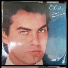 Discos de vinilo: D. LPS. BERTIN OSBORNE. AMOR MEDITERRANEO. 1981.. Lote 293934153