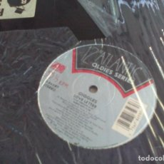 Discos de vinilo: MX. GIGGLES - LOVE LETTER / THE VOICE IN FASHION - ONLY IN THE NIGHT. Lote 293934618