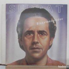Discos de vinilo: SERRAT - 1987 - BIENAVENTURADOS - LP - VINILO-. Lote 293934633