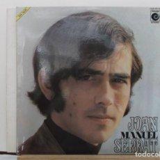 Discos de vinilo: JOAN MANUEL SERRAT - 1969 - LP - VINILO-. Lote 293935063