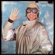 Discos de vinilo: D. LPS. JOAN BAEZ. BLOWIN AWAY. 1977.. Lote 293935183