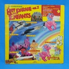 Discos de vinilo: LE HIT PARADE DES ENFANTS VOL. 2. Lote 293941143